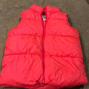 Super cute Old Navy puffer vest